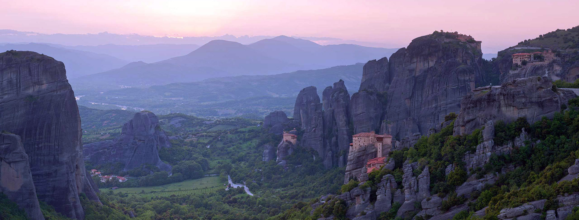 Monasteries of Metéora, Trikala