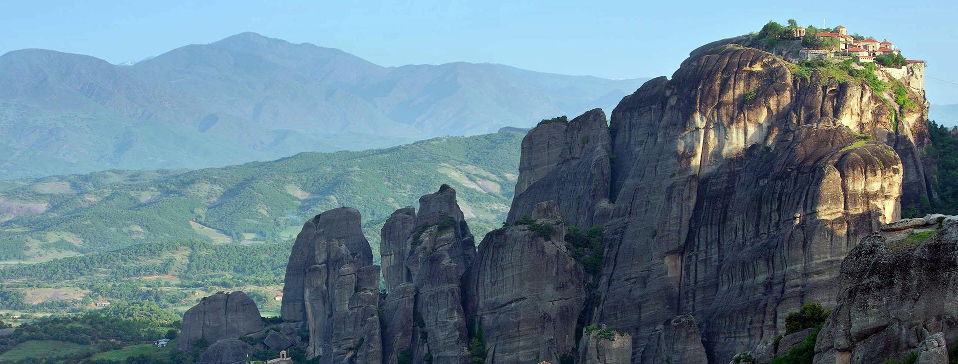 The Holy Monastery of Great Meteoron, Trikala