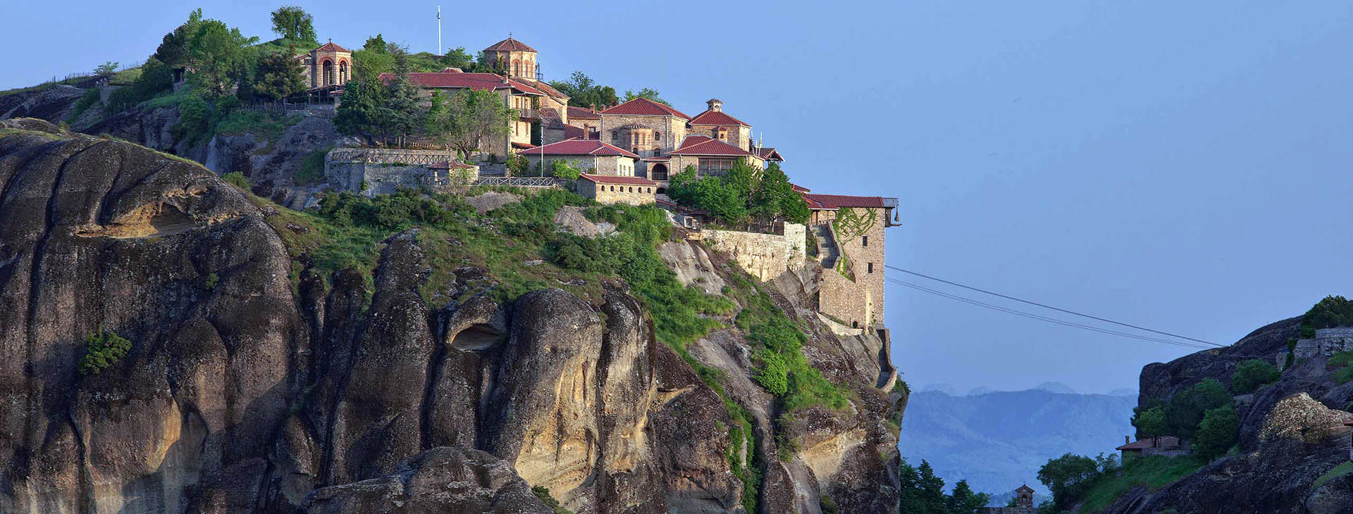 The Holy Monastery of Great Meteoron, Trikala