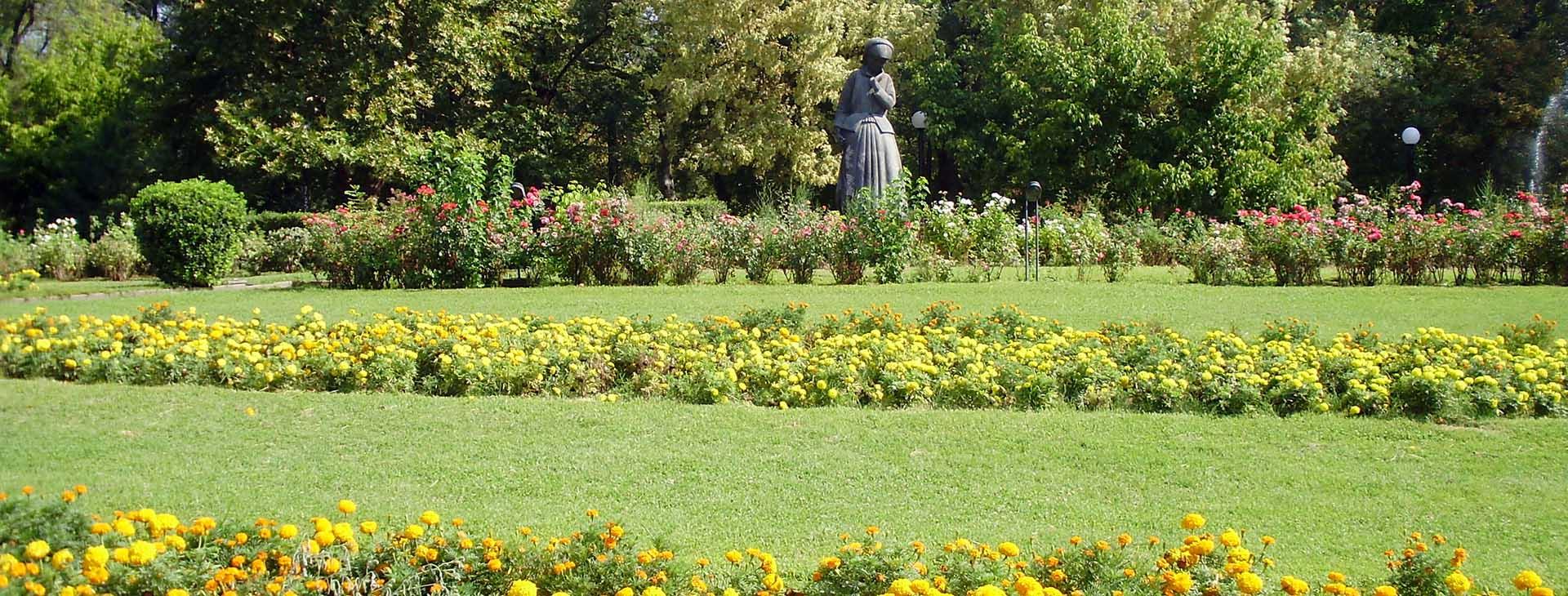 Paysilypo Park, Karditsa town