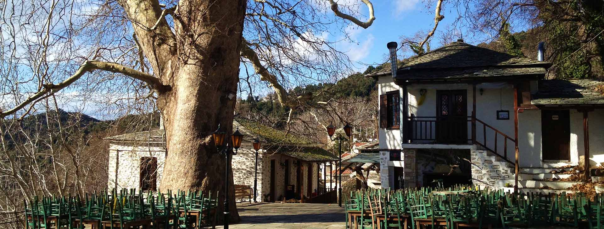 Vizitsa village, Mt. Pilio, Magnisia