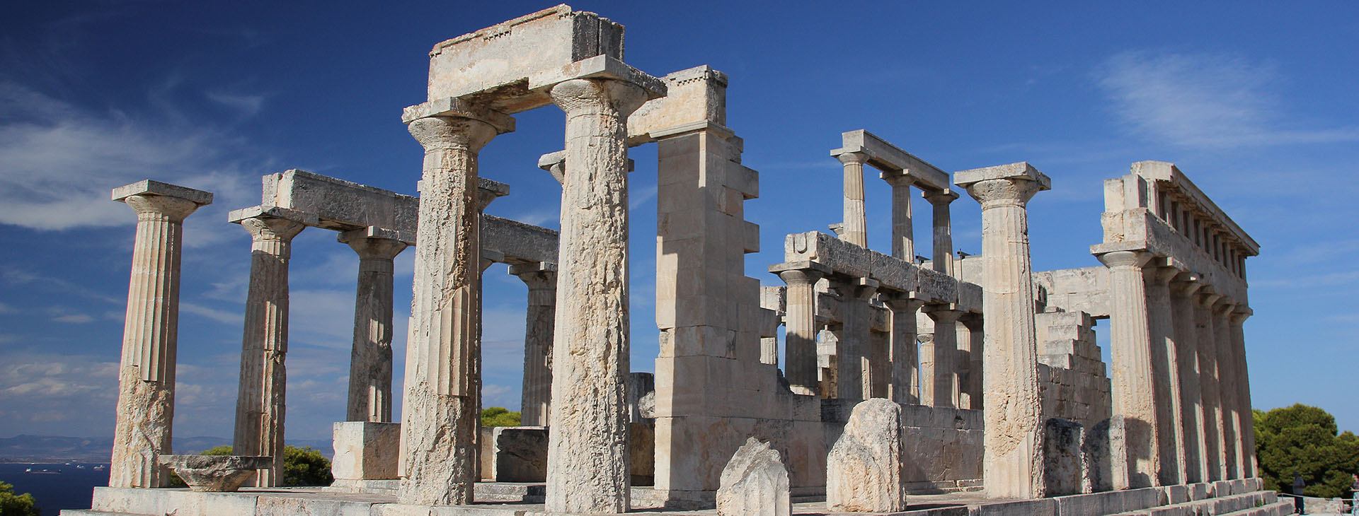 Temple of Aphaia, Aegina island