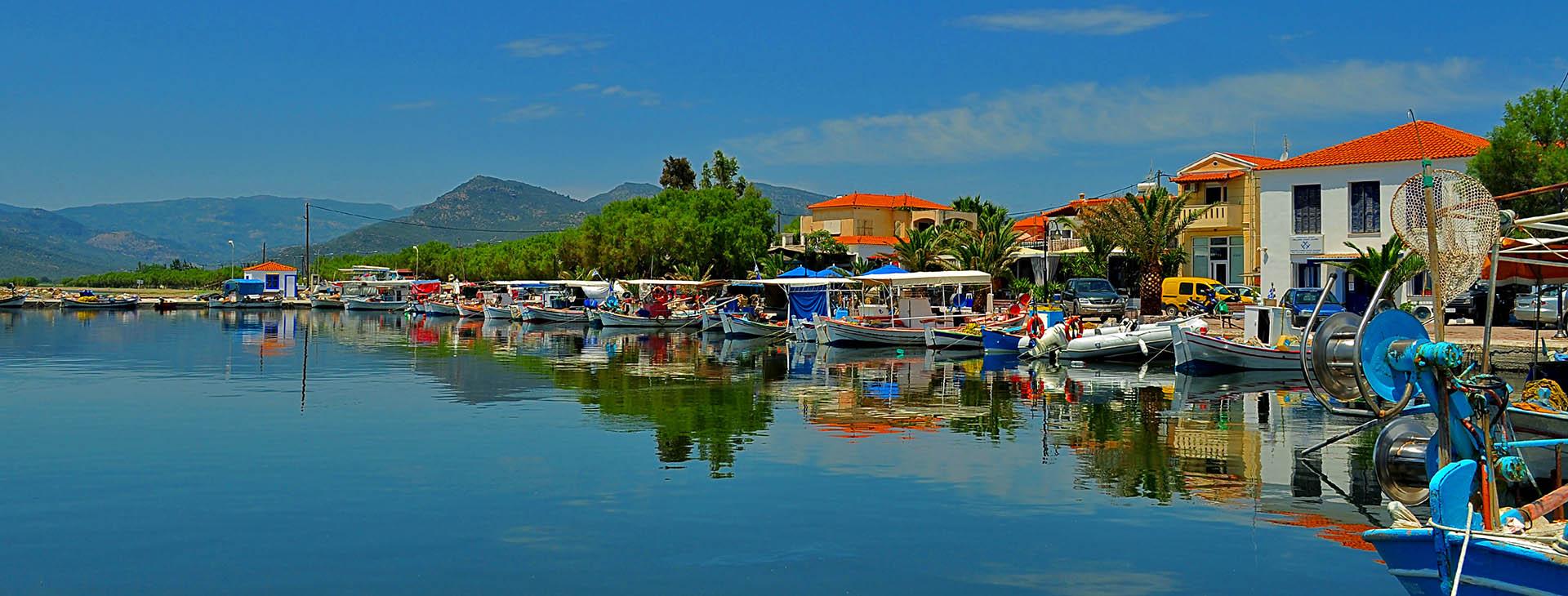 Kalloni, Lesvos island