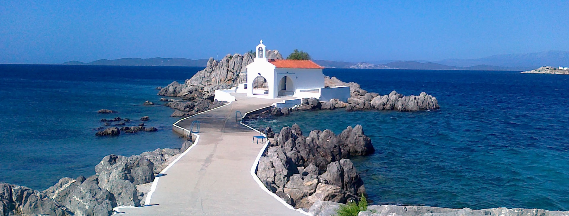 Agios Isidoros chapel, Chios island