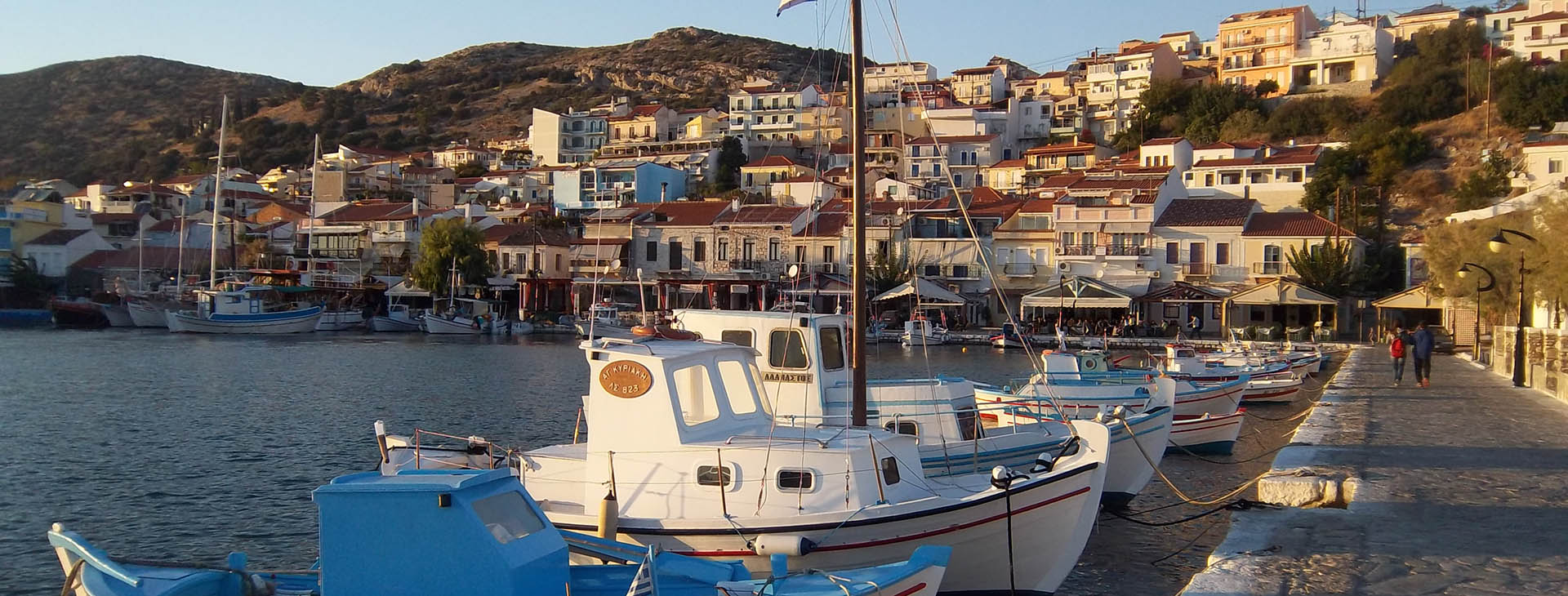 Pithagorio, Samos island