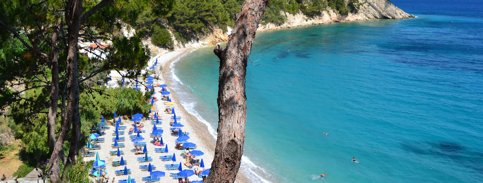 Lemonakia beach, Samos island
