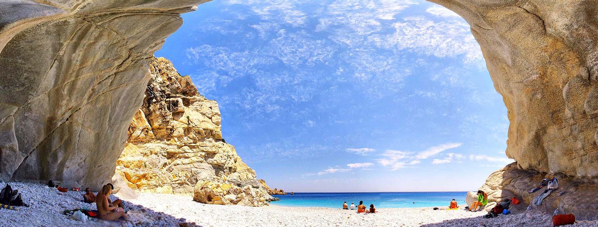 Seychelles beach, Ikaria island