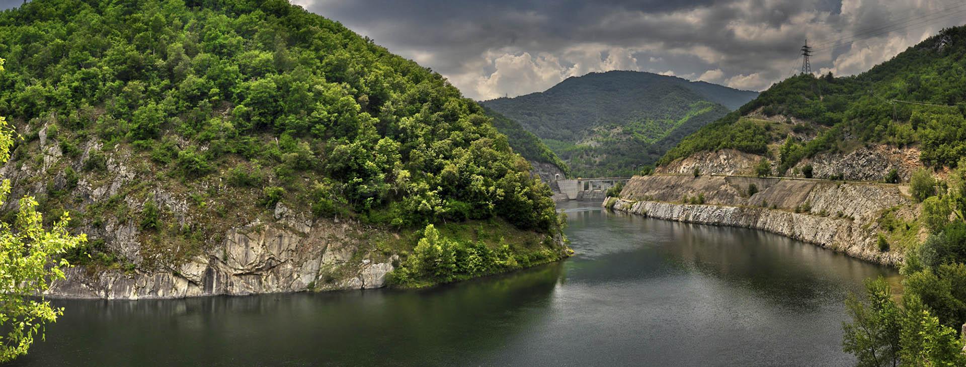 Nestos river, Xanthi