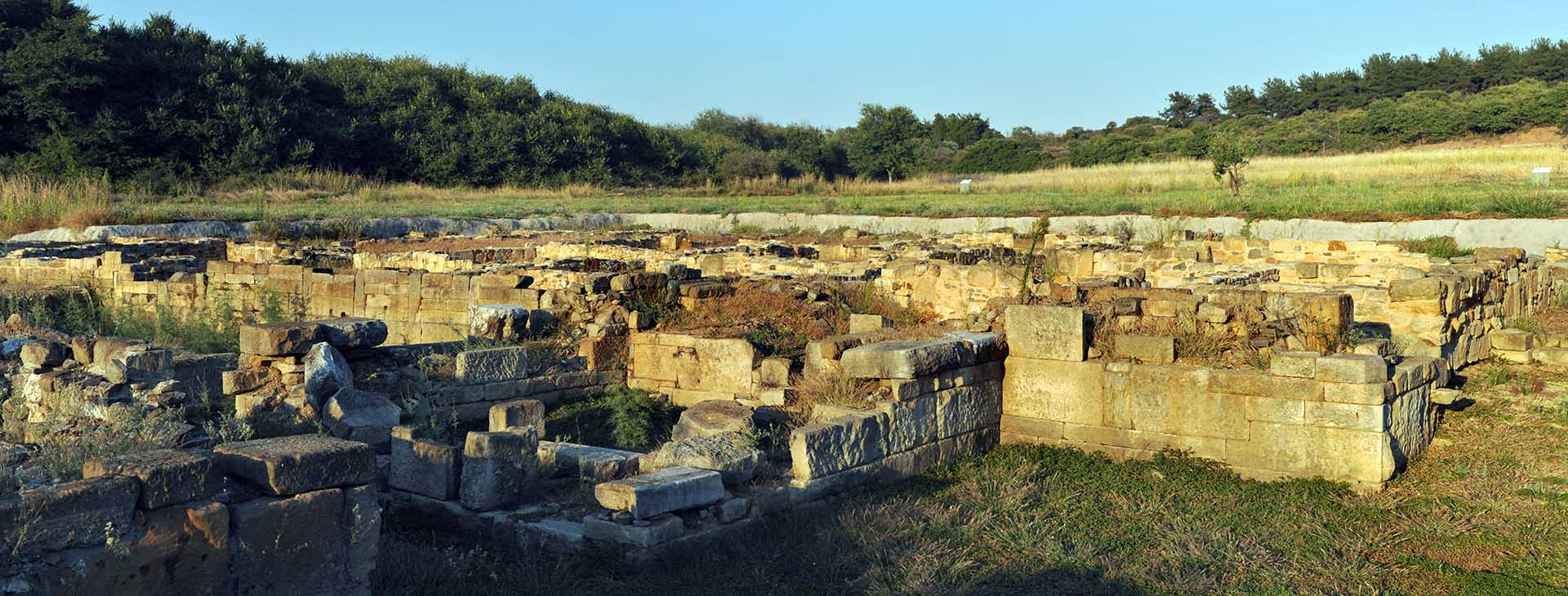 Archeological Site of Abdera, Xanthi