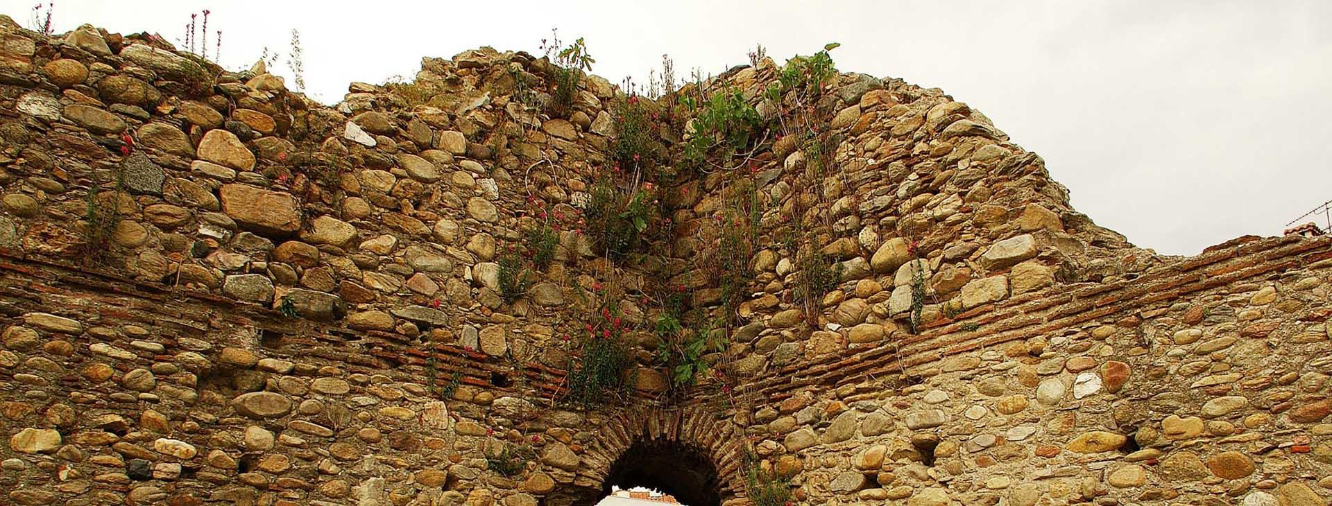 Vyzantine fortress, Komotini, Rodopi