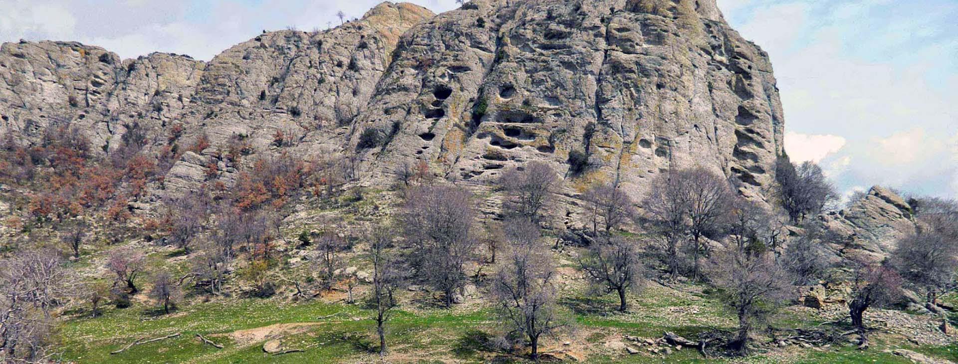 Thracian Meteora, Rodopi