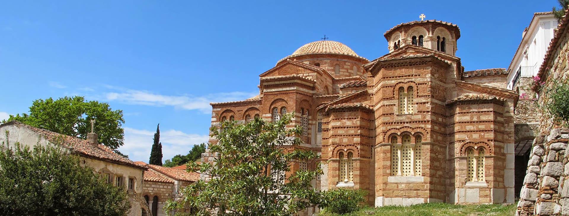 Osios Loukas Monastery, Voiotia