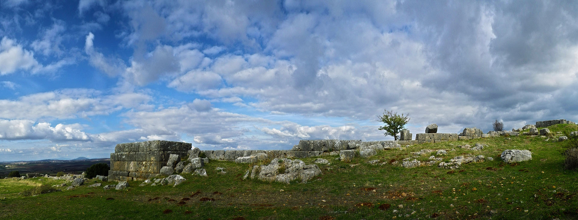 Archaeological site of Plataea, Voiotia