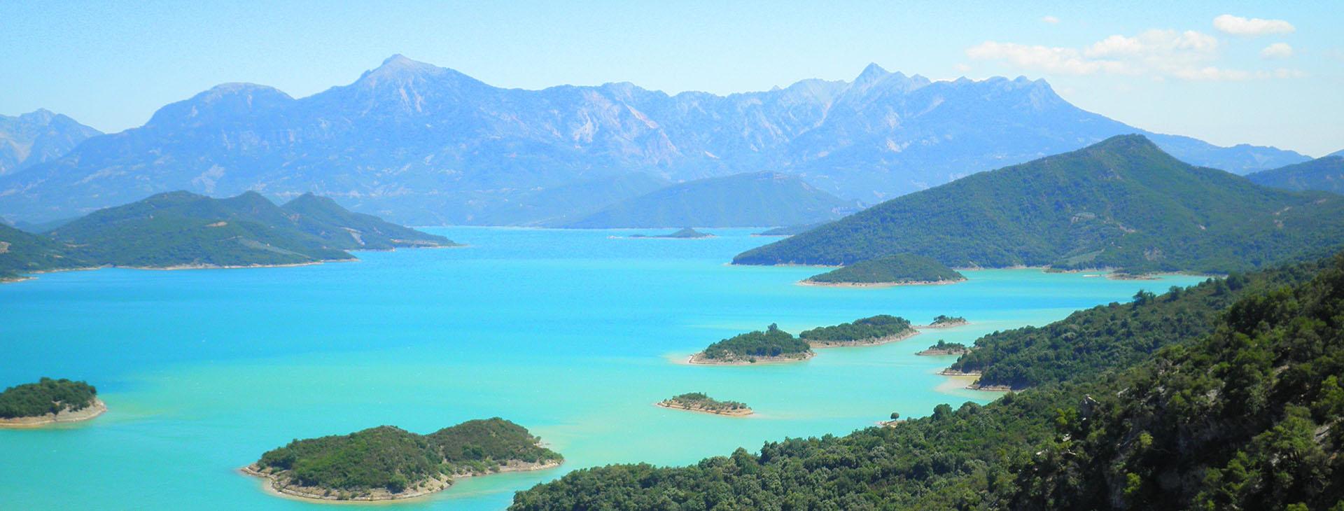 Kremasta lake, Evritania