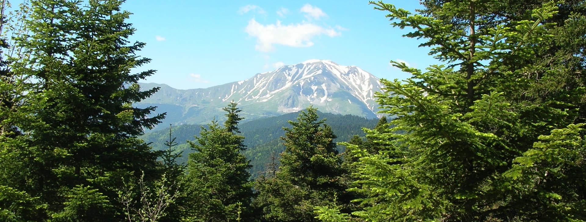 Mountainous Evritania
