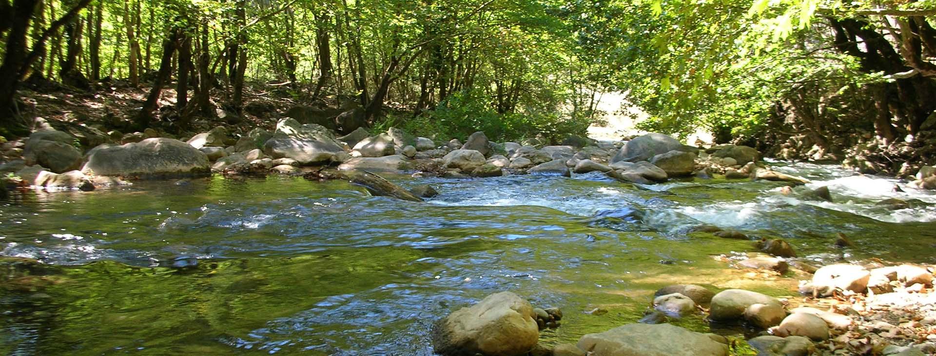 Karpenisiotis river, Evritania