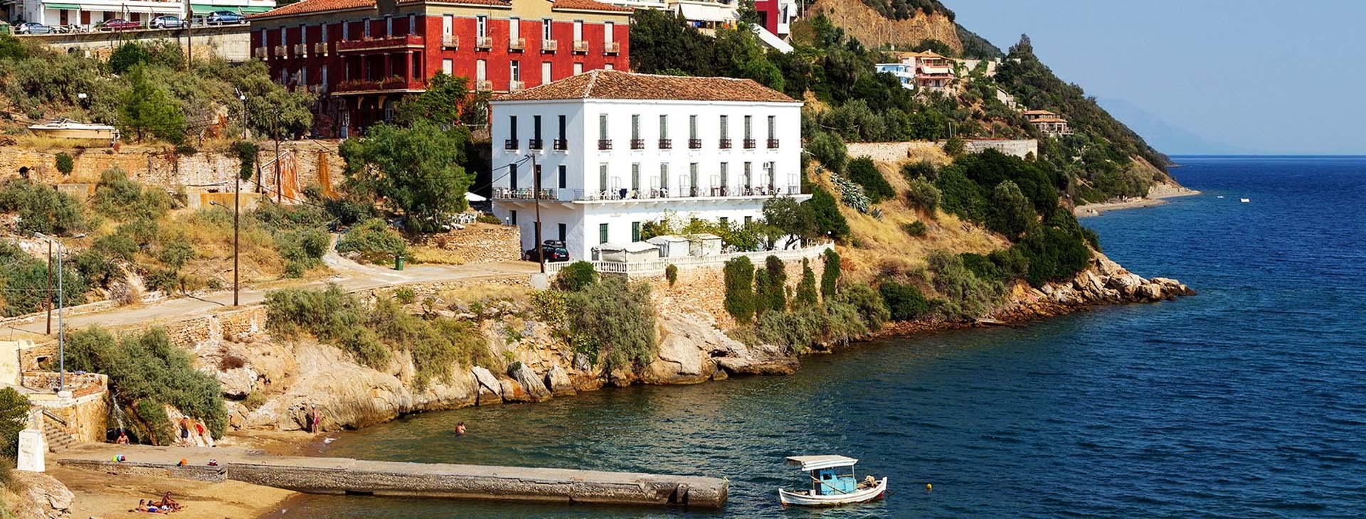 Edipsos, Evia