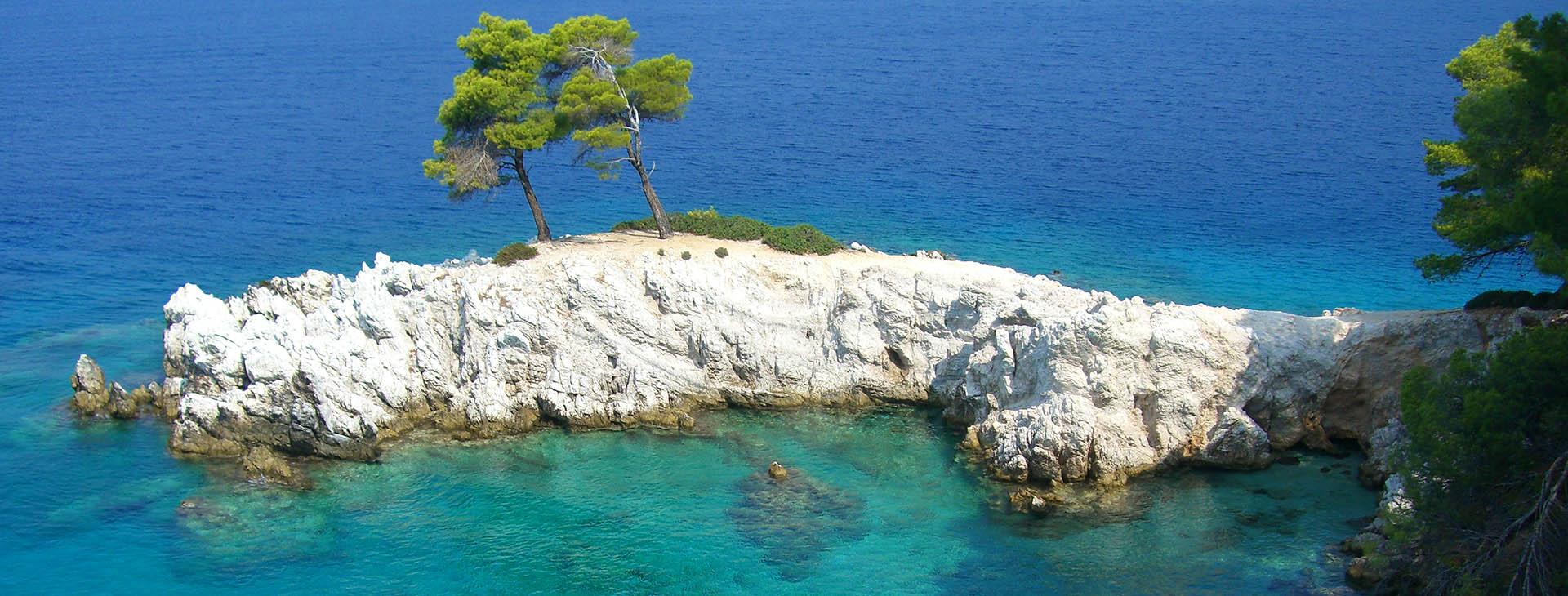 Amarantos beach, Skopelos