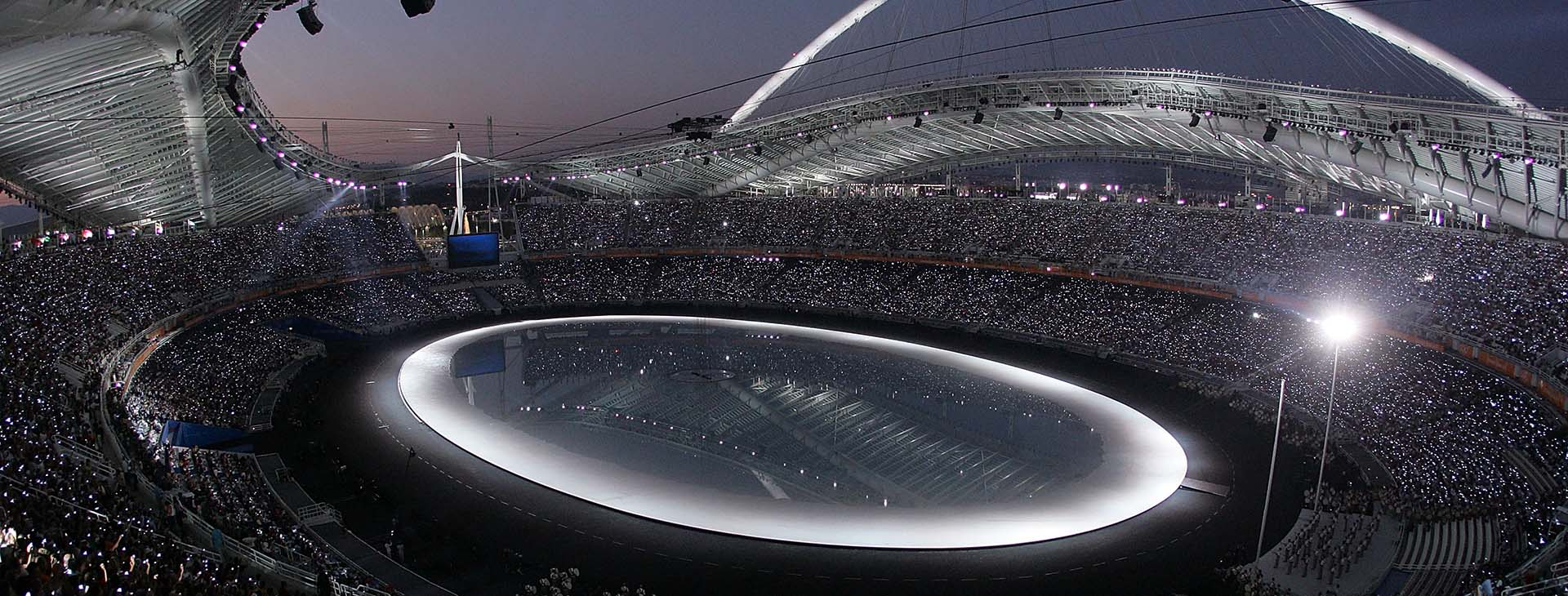 Olympic Stadium of Athens