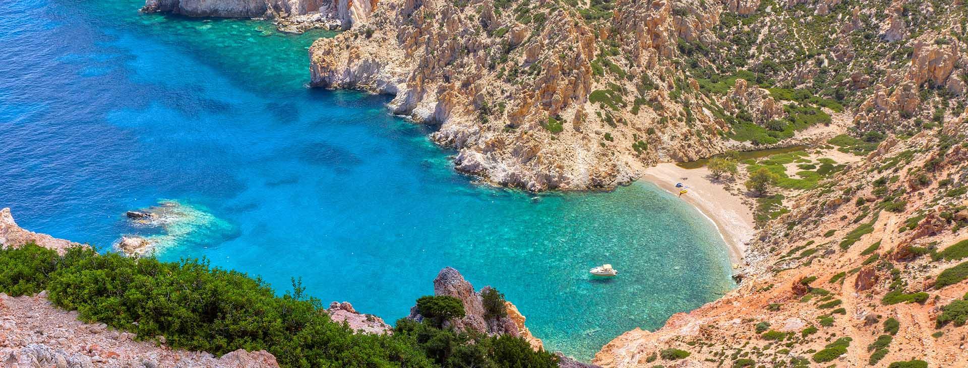 Kimolos island