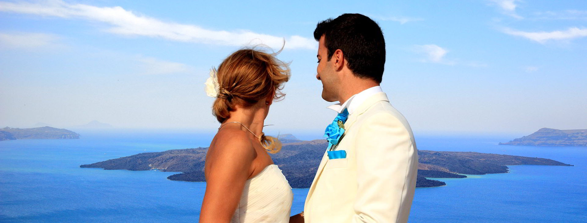 Weddings & Honeymoons in Greece & Greek Islands
