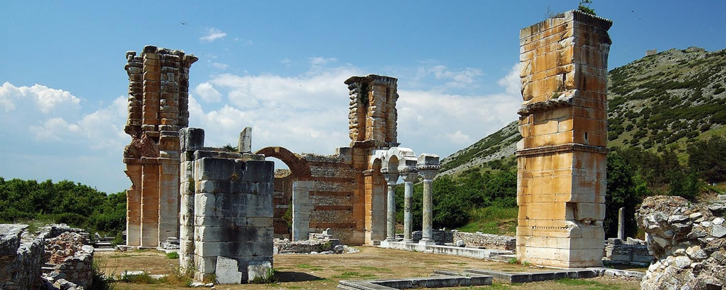 Philippi-Kavala & Amfipoli Full Day Private tour from Thessaloniki
