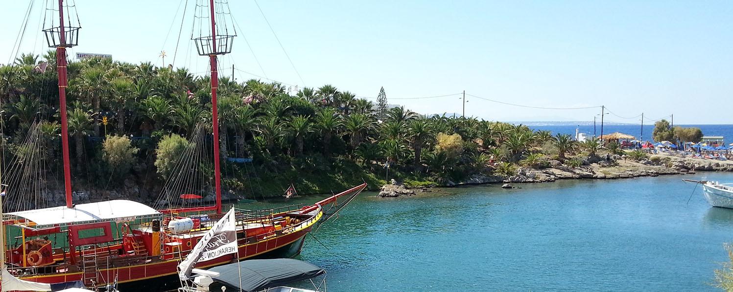Black Rose Pirat Cruise from Hersonissos Crete