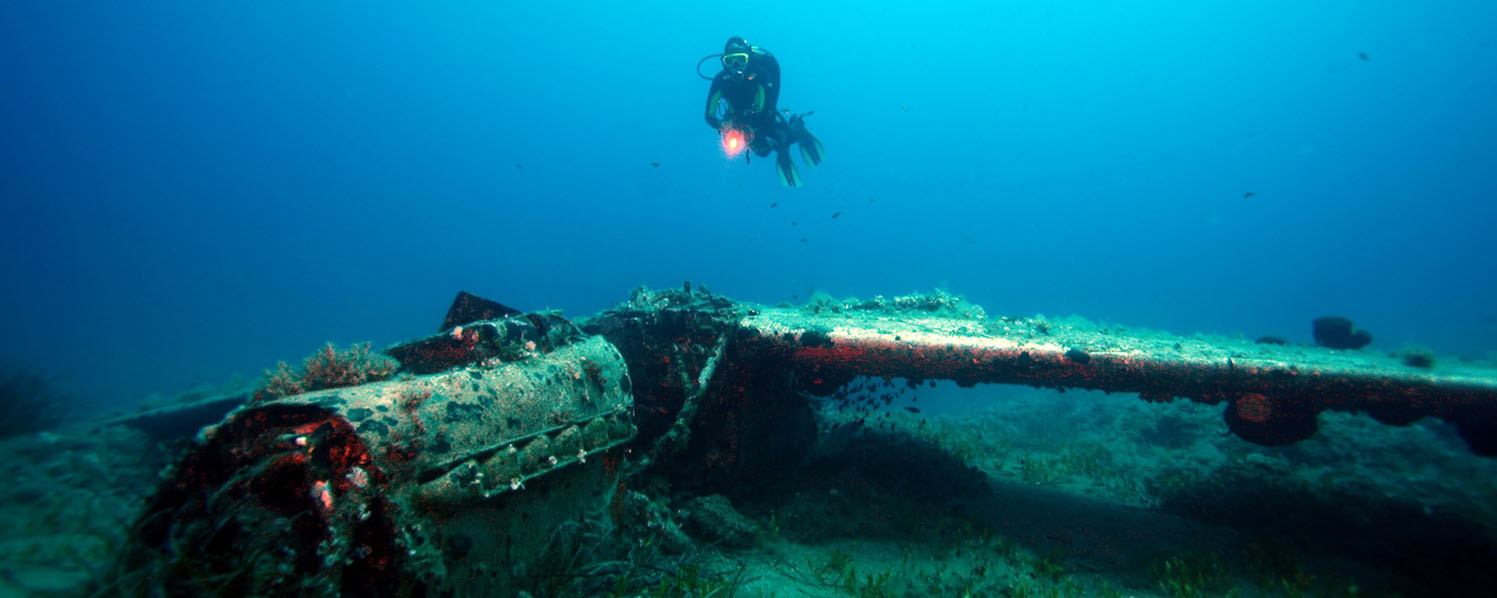 Scuba Diving - Ammoudara & Agia Pelagia