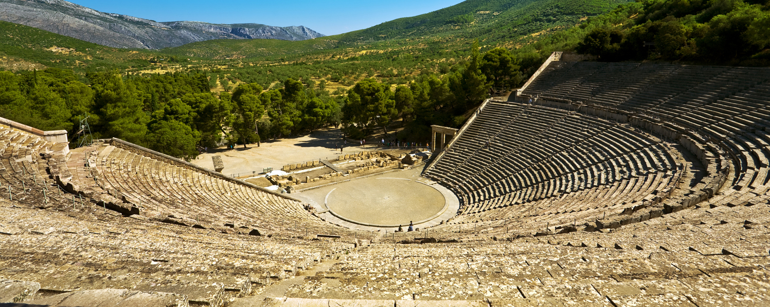 Athens Shore Excursion: Epidaurus full day tour