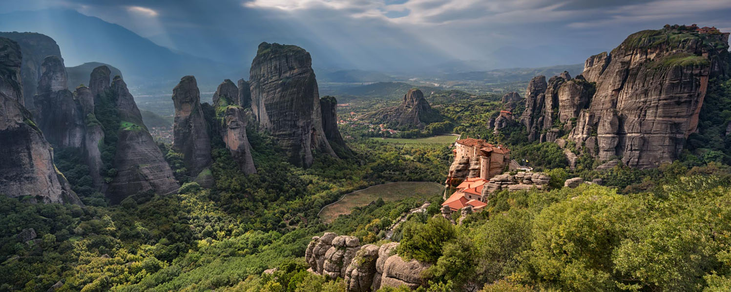 Meteora Full Day Private tour from Thessaloniki
