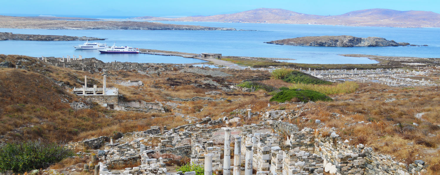 Day Cruise to Delos Island & South Beaches of Mykonos