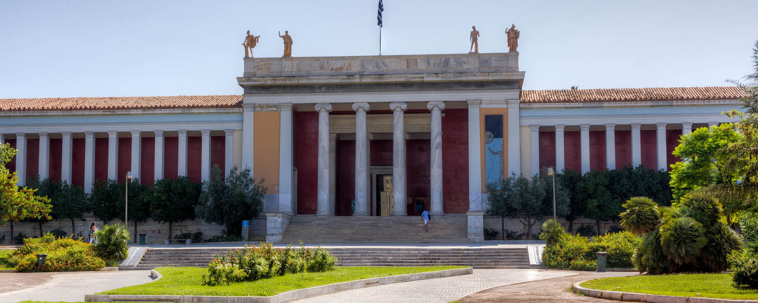 Athens private tour: Gods and Heroes at the National museum - for kids