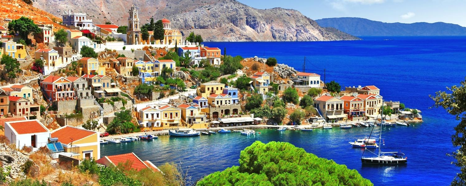 One Day cruise to Symi Island from Rhodes