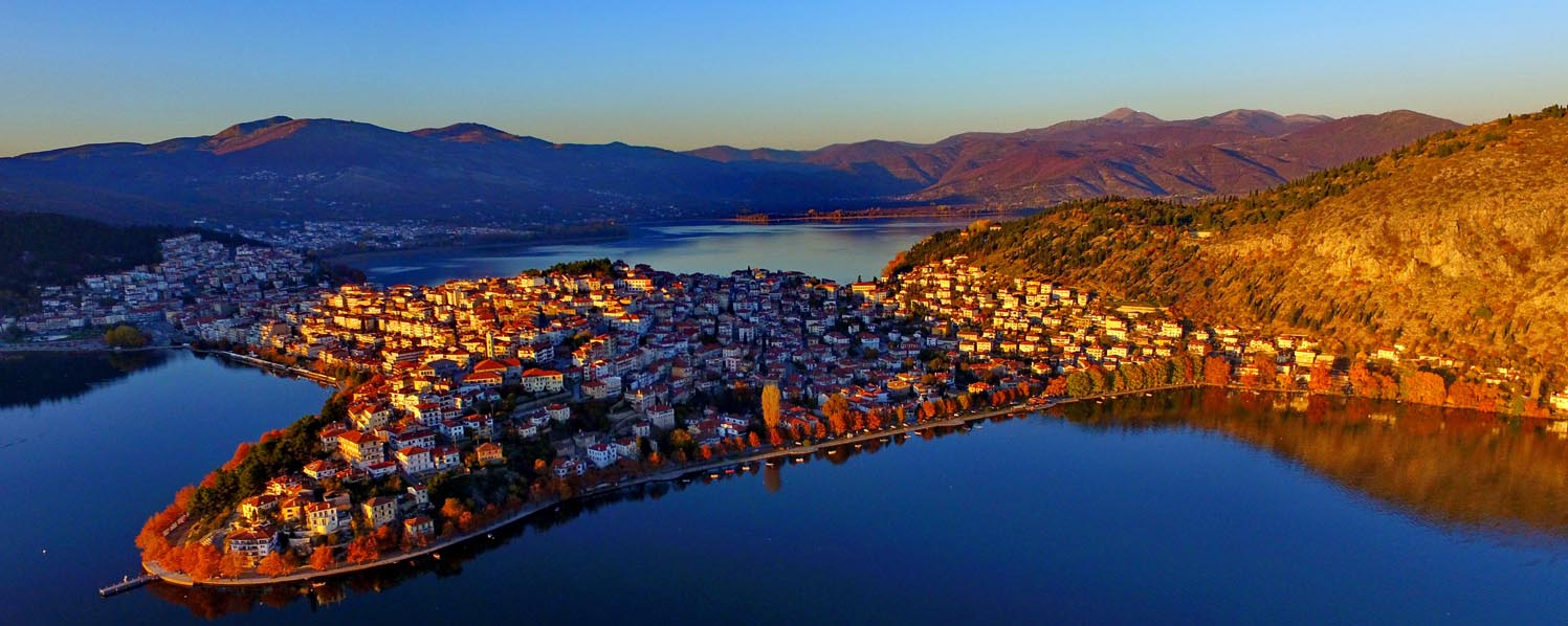 Kastoria Full Day Private tour from Thessaloniki