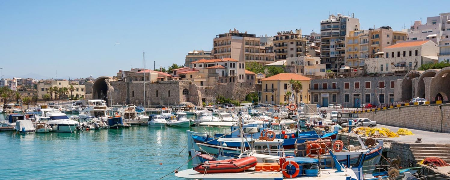 Private Guiding City tour of Heraklion