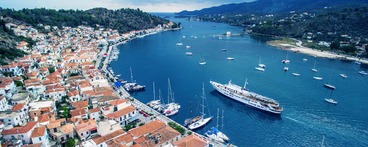 One day cruise to Saronic Gulf islands(Hydra-Poros-Aegina)