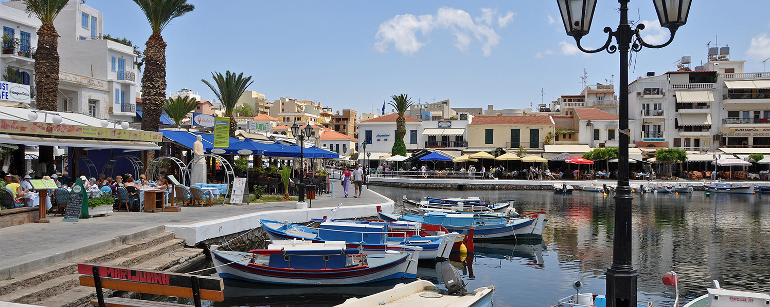 Agios Nikolaos Market and Amazones Zoo