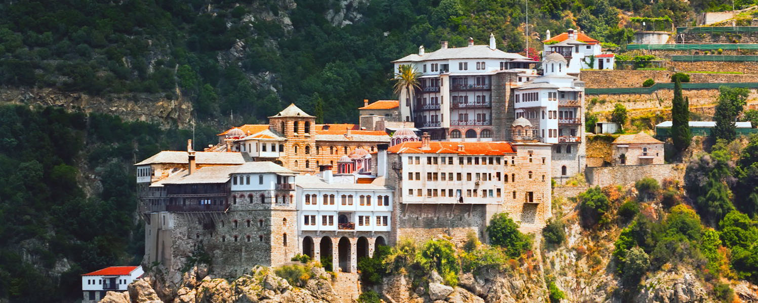 Mt. Athos Full Day Cruise from Thessaloniki