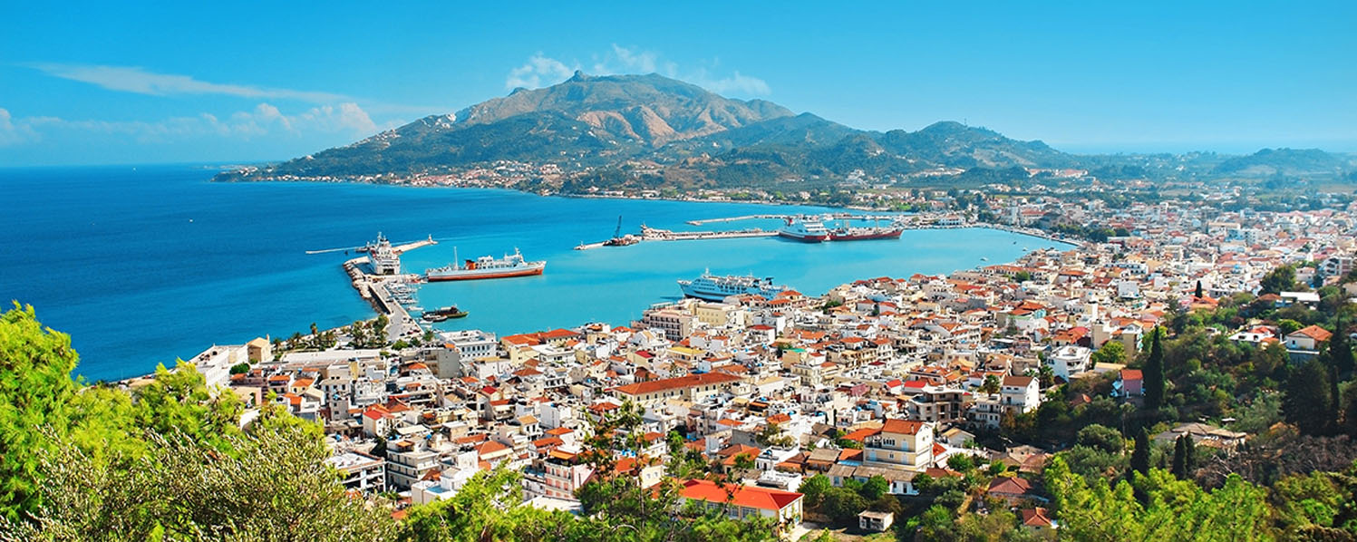 Zante Island full day tour