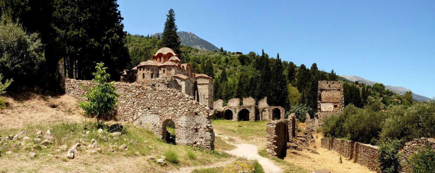 Ancient Mystras