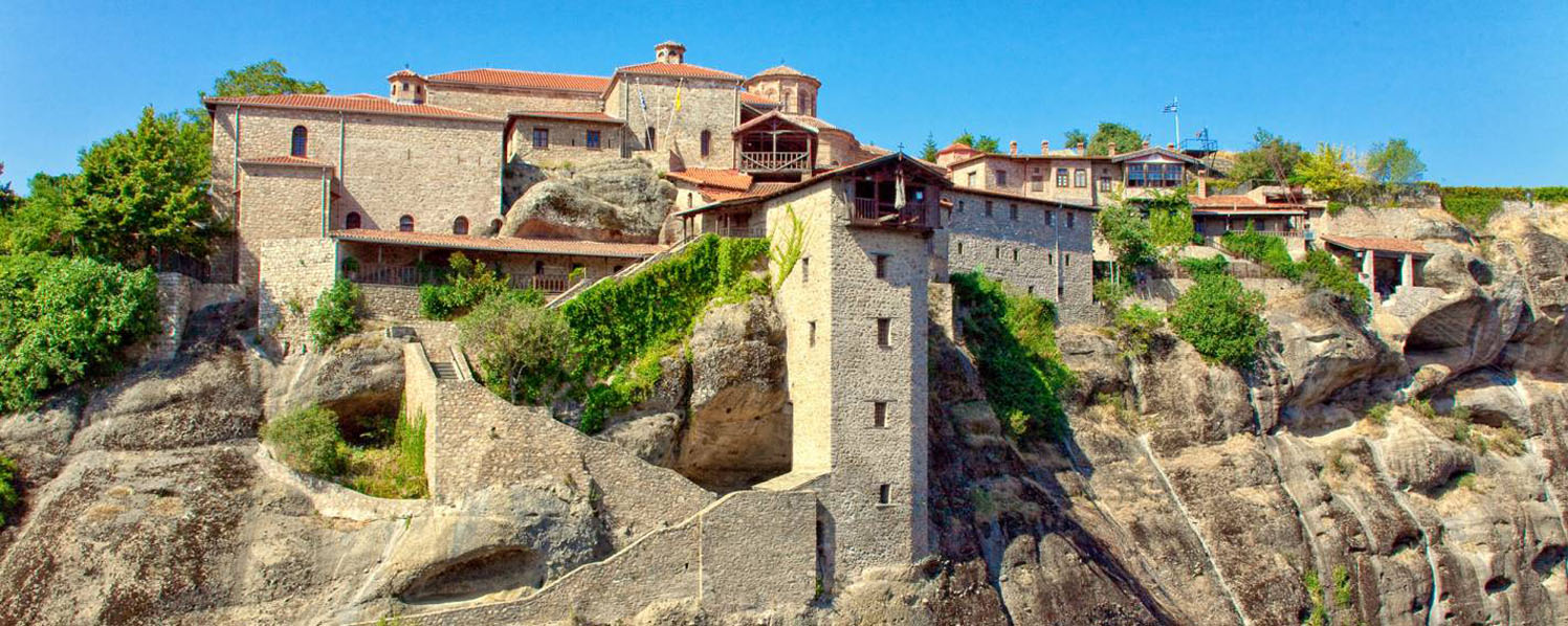 3-Days/2 Nights Rail Tour from Thessaloniki to Meteora