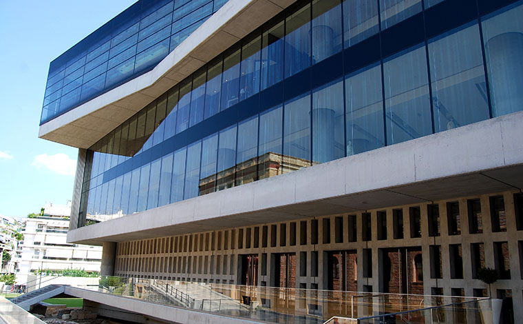 Acropolis Museum Guided Tour - skip the line