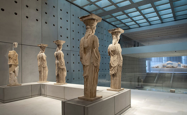 Athens City tour and Acropolis Museum