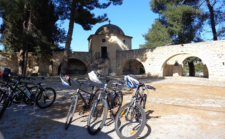 Mountain Bike Arkadi - Melidoni (Barbecue Included)