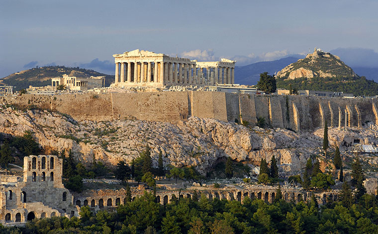 Athens Sightseeing half day tour