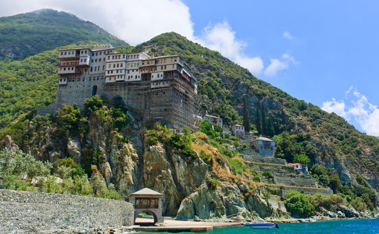 One Day Cruise to Mt. Athos from Chalkidiki