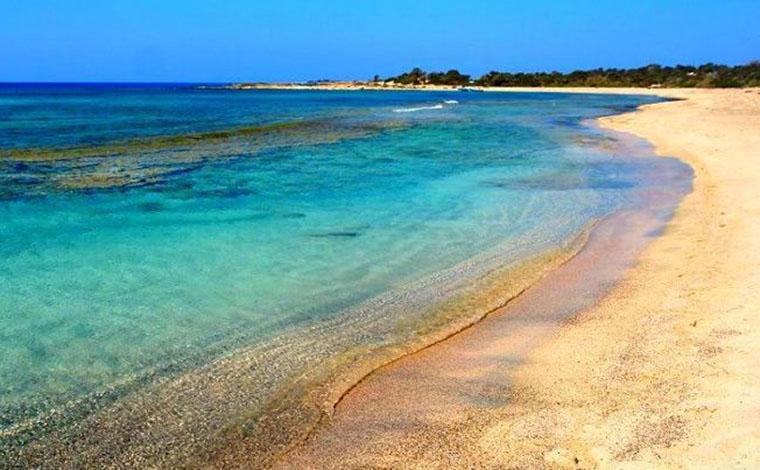 Chrissi Island The Golden Beach