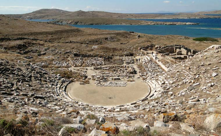 Delos Half Day Tour from Mykonos