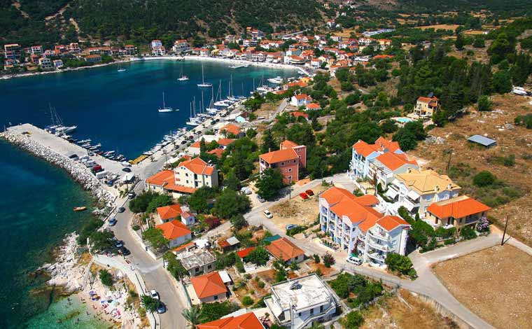 Kefalonia island full day tour from Zante