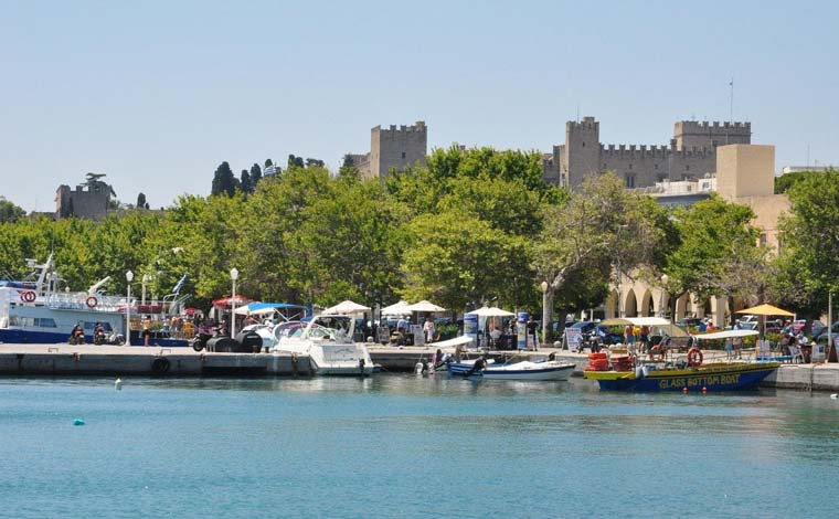 Rhodes Shore Excursion: Lindos half day city tour